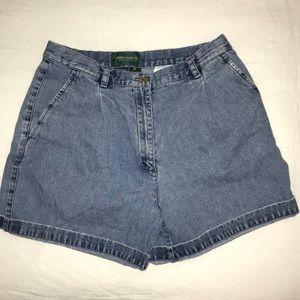 Ralph Lauren Vintage Jean Short
